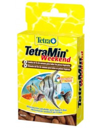 TetraMin Weekend peces tropicales