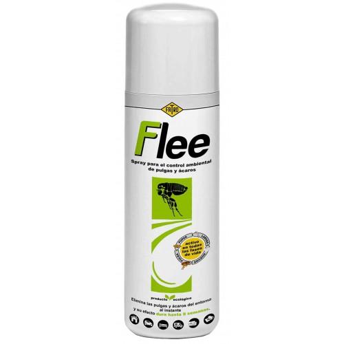 Flee Spray pulgas y ácaros