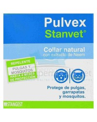 Collar repelente natural Pulvex