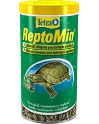 Comida para tortugas de agua ReptoMin