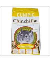 Alimento completo para chinchillas Cunipic