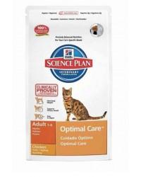 Hill´s Feline Optimal Care Pollo