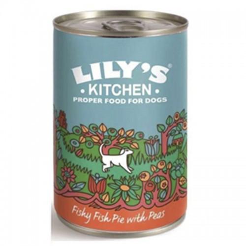 Lily's Kitchen Pastel de pescado y guisantes 400gr