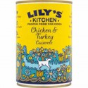 Lily's Kitchen Pollo y Pavo 400gr