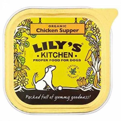 Lily's Kitchen Pollo Tarrina