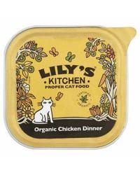 Lily's Kitchen Gato Pollo Tarrina