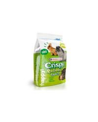 Crispy pellets alimento para conejos