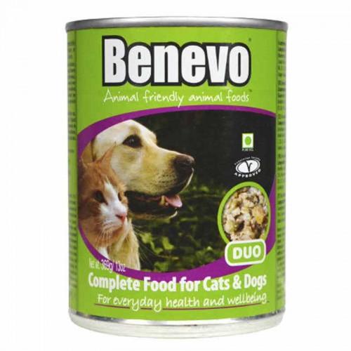 Benevo Duo Perro y Gato