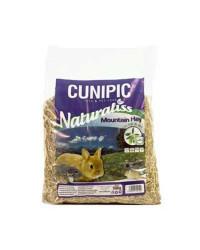 Heno con hojas de olivo Cunipic