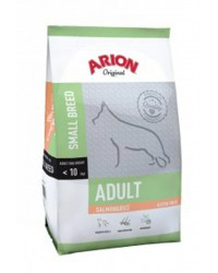 Arion Adulto Small Breed Salmón y Arroz