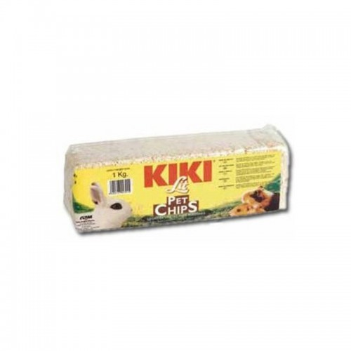 Lecho de viruta de madera serrín Kiki