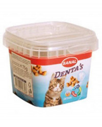 Chuches Sanal Dental para gatos