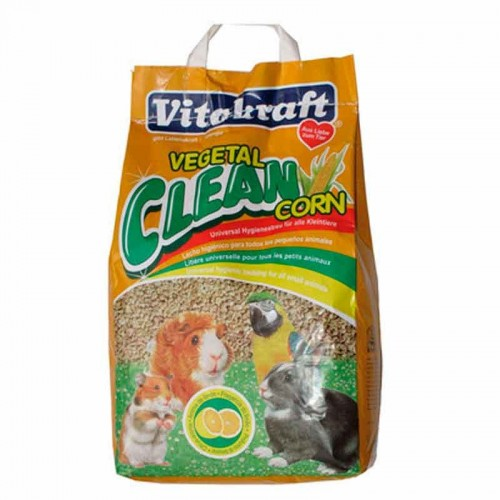 Vitakraft Vegetal Clean Corn 8 L.