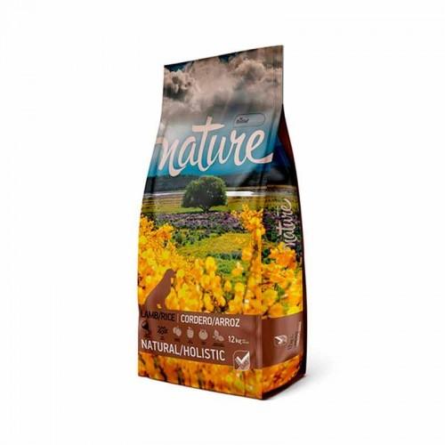 Satisfaction Nature Cordero y arroz