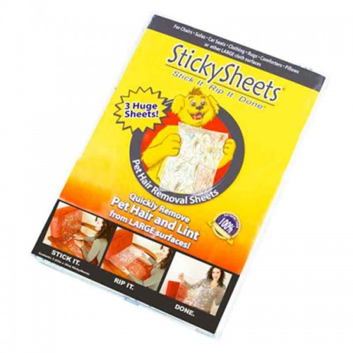 Quitapelos Sticky Sheets