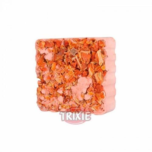 Piedra para roer con zanahoria Trixie
