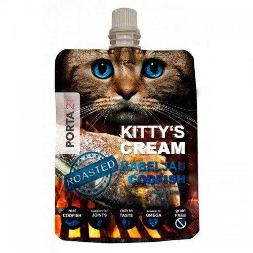 Kitty's Cream Porta 21 Bacalao