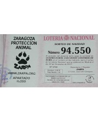 Lotería Zarpa 94.550