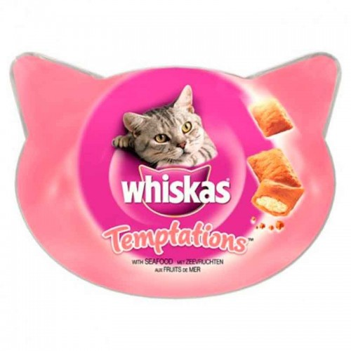 Whiskas Tempations frutos del mar