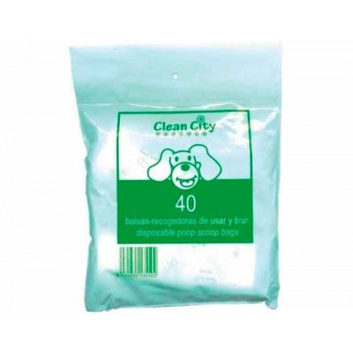 Bolsas higiénicas biodegradables Clean City