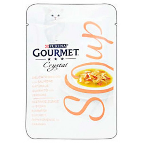 Gourmet Soup salmón