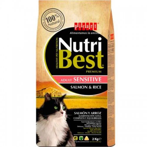 Nutribest Cat Salmón&Rice