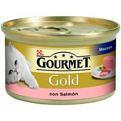 Gourmet Mosse con salmón