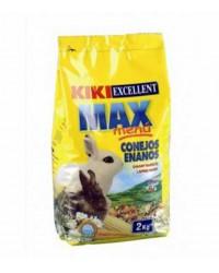 Conejos enanos Max Menú Kiki