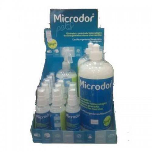 Microdor Pets - Eliminador de olores