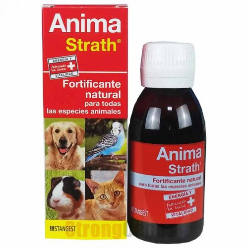 Anima Strath, fortificante natural para todas especies animales