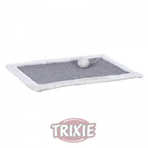 Alfombrilla rascadora borde de felpa de Trixie