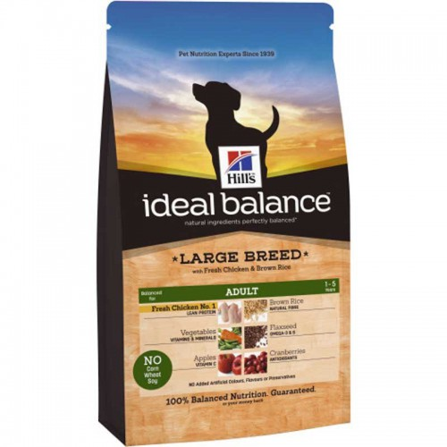 Hill´s Canine Ideal Balance Adult Razas grandes 12k CON REEMBOLSO!!!!!!!