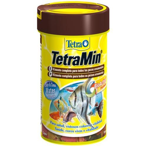 TetraMin flakes peces ornamentales