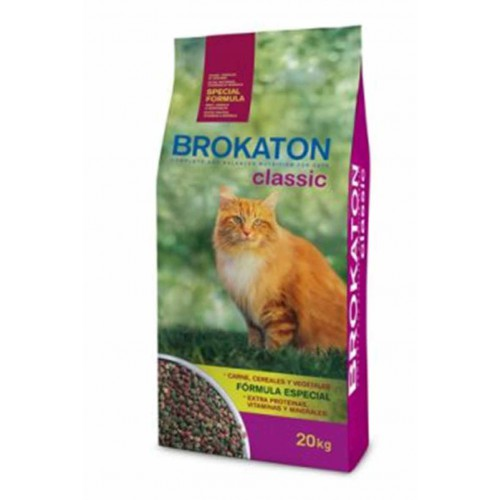 Brokaton Classic Gato 20kg