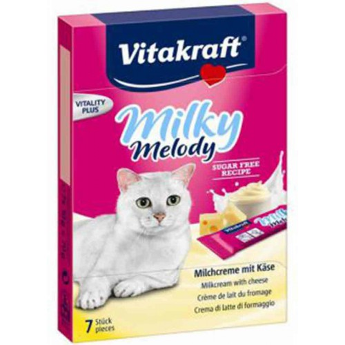 Milky y Queso Melody Vitacraft
