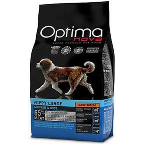 Optimanova Puppy Large