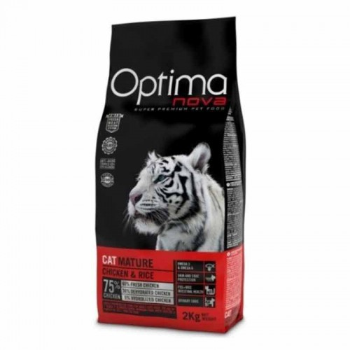 Optimanova Cat Mature Chicken&Rice