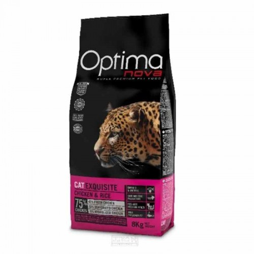 Optimanova Cat Exquisite Chicken&Rice