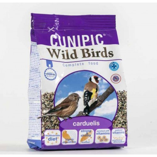 Alimento Aves Silvestres Cunipic