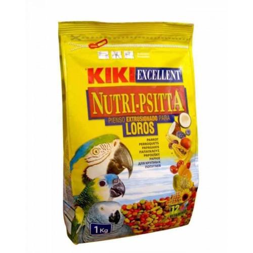 Pienso extrusionado loros Nutri-psitta Kiki