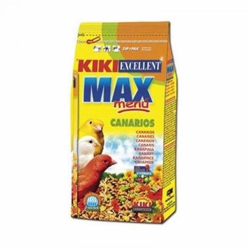Kiki Max Menú Canarios