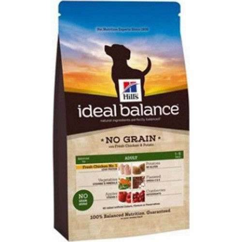 Hill´s Canine Ideal Balance Adult sin grano