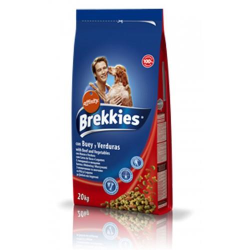Brekkies Excel Dog Mix Buey y Verduras