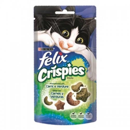Felix Crispies carne y verdura