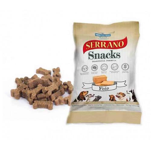 Serrano Snacks Mediterranean Foie