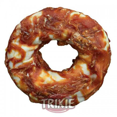 Anillo Masticable de Pollo Denta Fun Chewing Ring