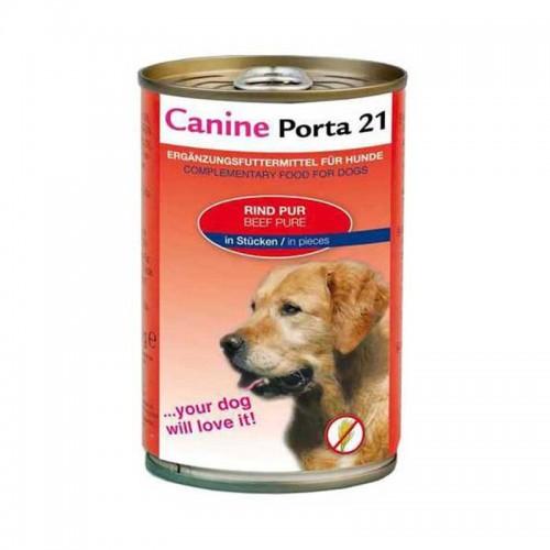 Alimento húmedo Porta 21 Ternera para perros
