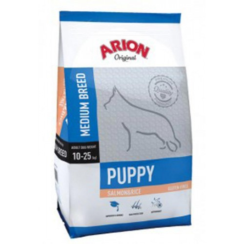Arion Puppy Medium Salmon&Rice