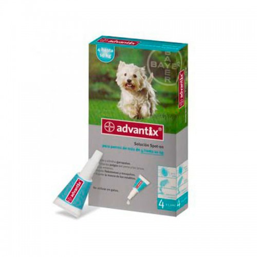Advantix pipetas De 4-10 kilos
