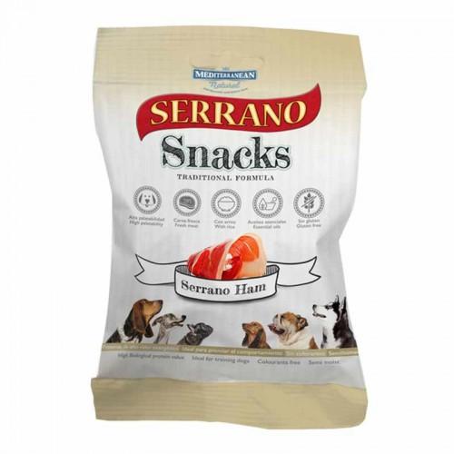 Serrano Snacks Jamón Serrano Mediterranean